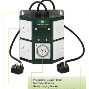 GreenPower Pro 4 Way Contactor