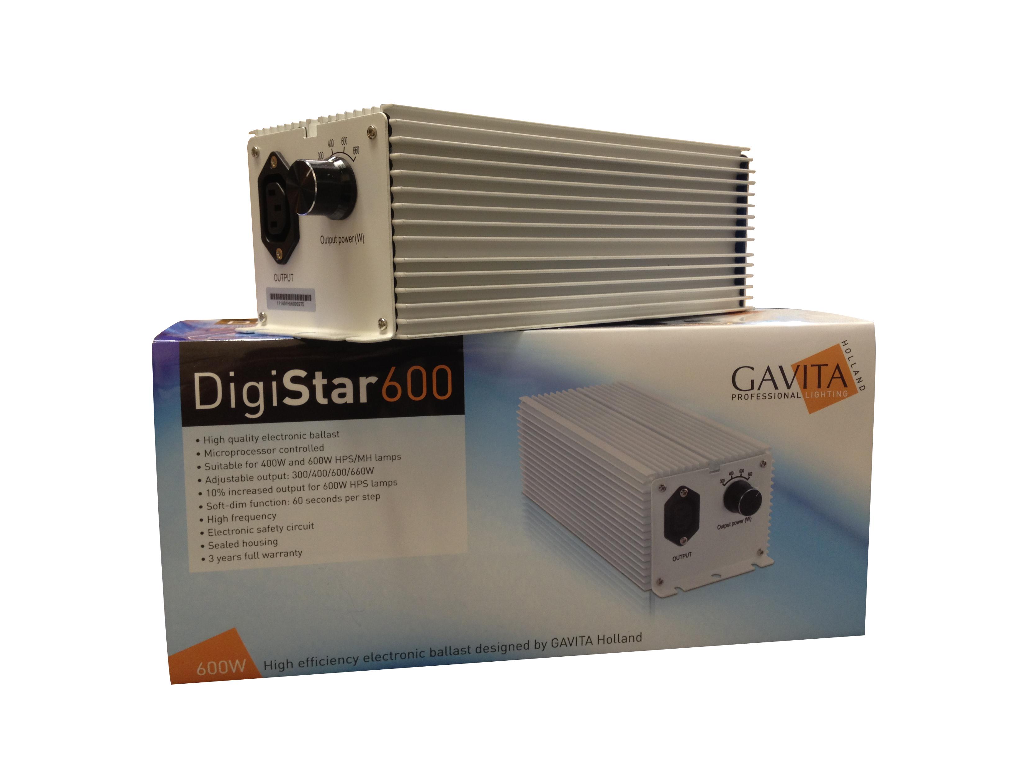 Gavita DigiStar Dimmable Ballast
