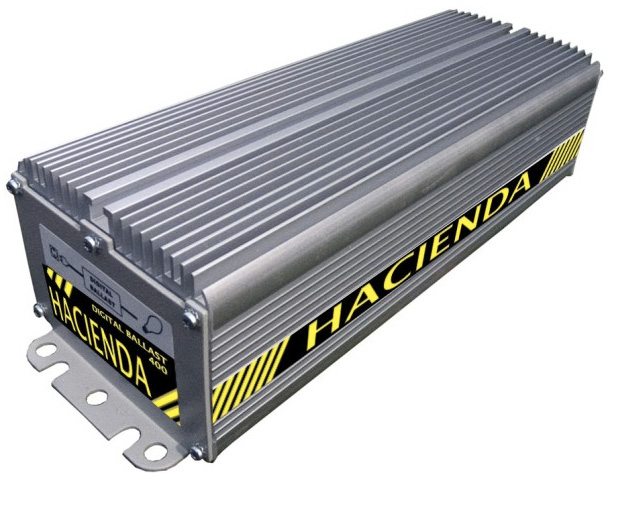 Hacienda Digital Ballast