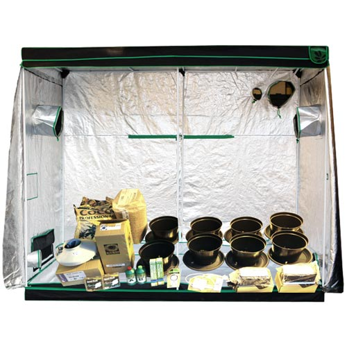 2.4 x 1.2 8 Pot Hand Feed Tent Kit