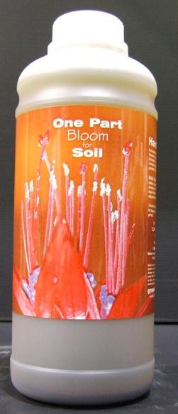 Growers Ark Soil Bloom