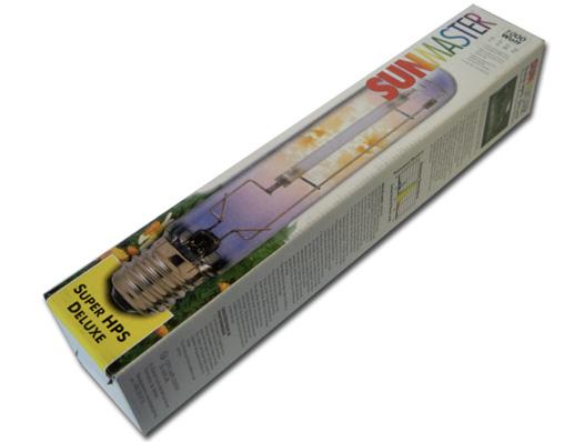 Sunmaster dual spectrum grow bulb