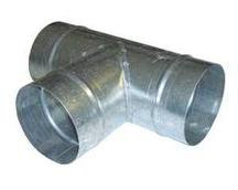 "100mm (4"""") Ducting Tee Piece"