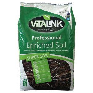 Vitalink Professional Enriched Soil 50L