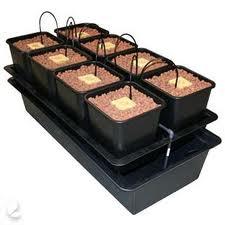 Wilma 8 Pot Dripper System