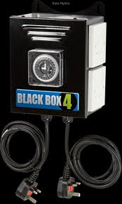 Maxibright Black Box 4 way Contactor