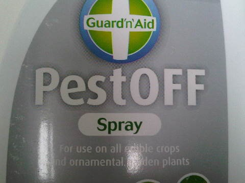 Gaurd n Aid Pest OFF Spray