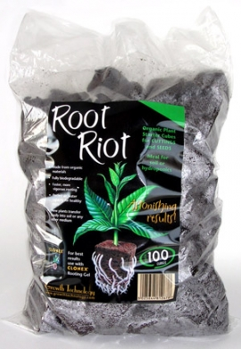 Root Riot bag 100's