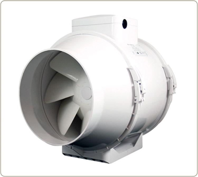 """Vents TT100mm 4"""" Extractor Fan"""