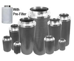 "4"" 100mm Phresh Carbon Filter"