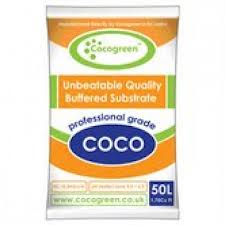 Cocogreen Profesional Grade Coco Soil 50 litre