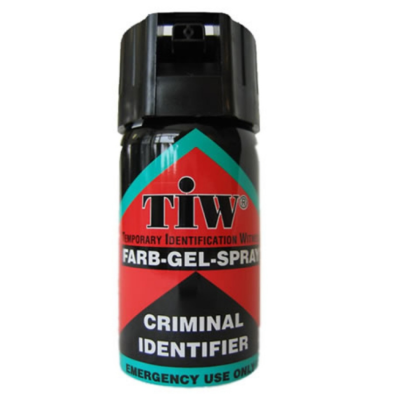 Farbgel Original Defence Spray Uk Legal Farb Gel 40ml