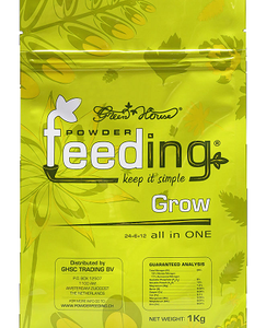Green House Powder Feeding Grow 1kg
