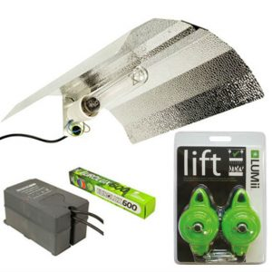 Eurolux 600w Euro Light Kit Plus Free Lumii Lift Hangers