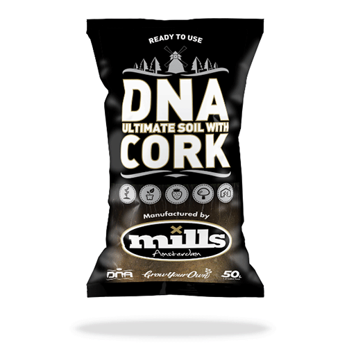 Dna Mills Ultimate Soil With Cork