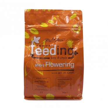 Green House Powder Feeding Short Flowering 1kg