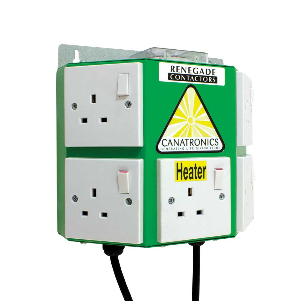 Canatronics Renegade 4 Way Contactor With Heater Aux