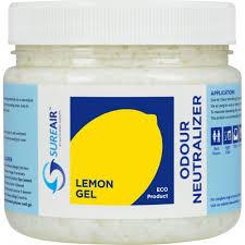 SureAir Gel 1 Litre lemon