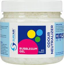 SureAir Gel 1 Litre Bubblegum
