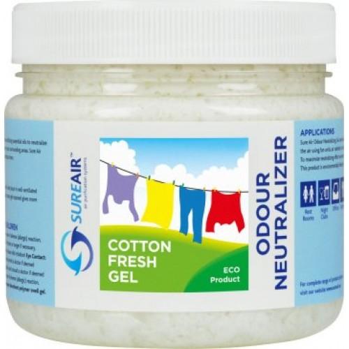 SureAir Gel 1 Litre Cotton Fresh